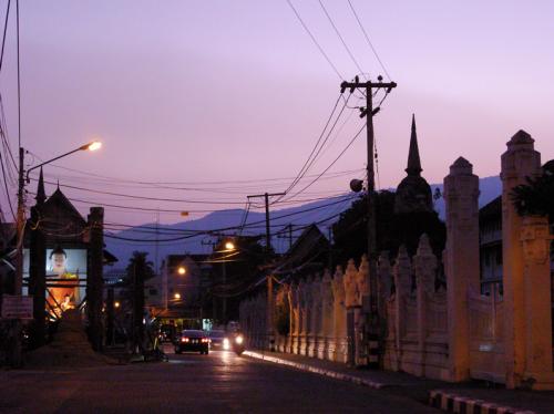 ถนน  พระพุทธองค์